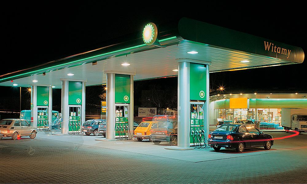 petrol-station