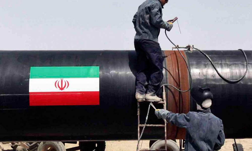 oil-pipe