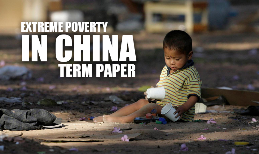 Extreme-Poverty-in-China-Term-Paper